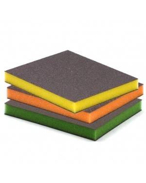 Abrasive sponge Plana 2 sides