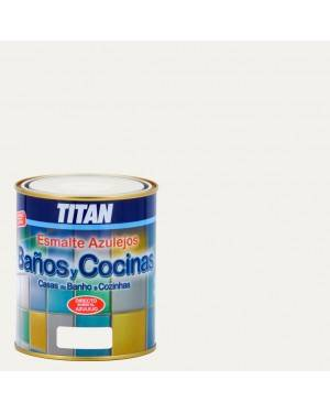 Titan Paint for bathroom and kitchen tiles Titan 750 ML