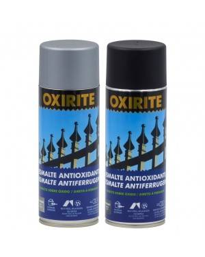 Forging rust paint spray burnished Oxirite