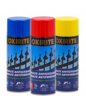 Antioxidant bright smooth spray paint Oxirite