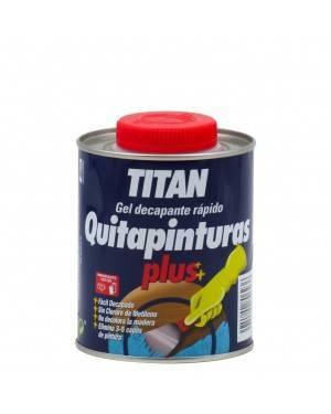Décapant à peinture en gel Titan Professional Quick Stripper Plus Titan