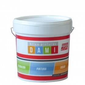 Dami Matte White Plastic Paint