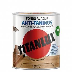 Primer à base de água Titanlux anti-tanino
