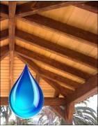 Lasures água para tratamento de madeira