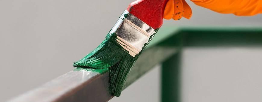 comprar pintura para la protección de metales | venta de pintura decoración metales