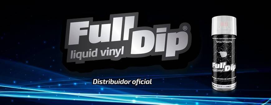 Vaporiser liquide Vinyle plein Dip