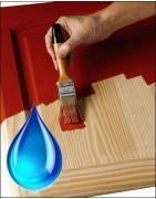 Esmaltes al agua para decoración de todo tipo de maderas