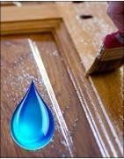 Barnices al agua para protección y decoración de la madera