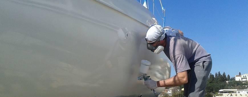 peinture antisalissure | acheter de la peinture antisalissure